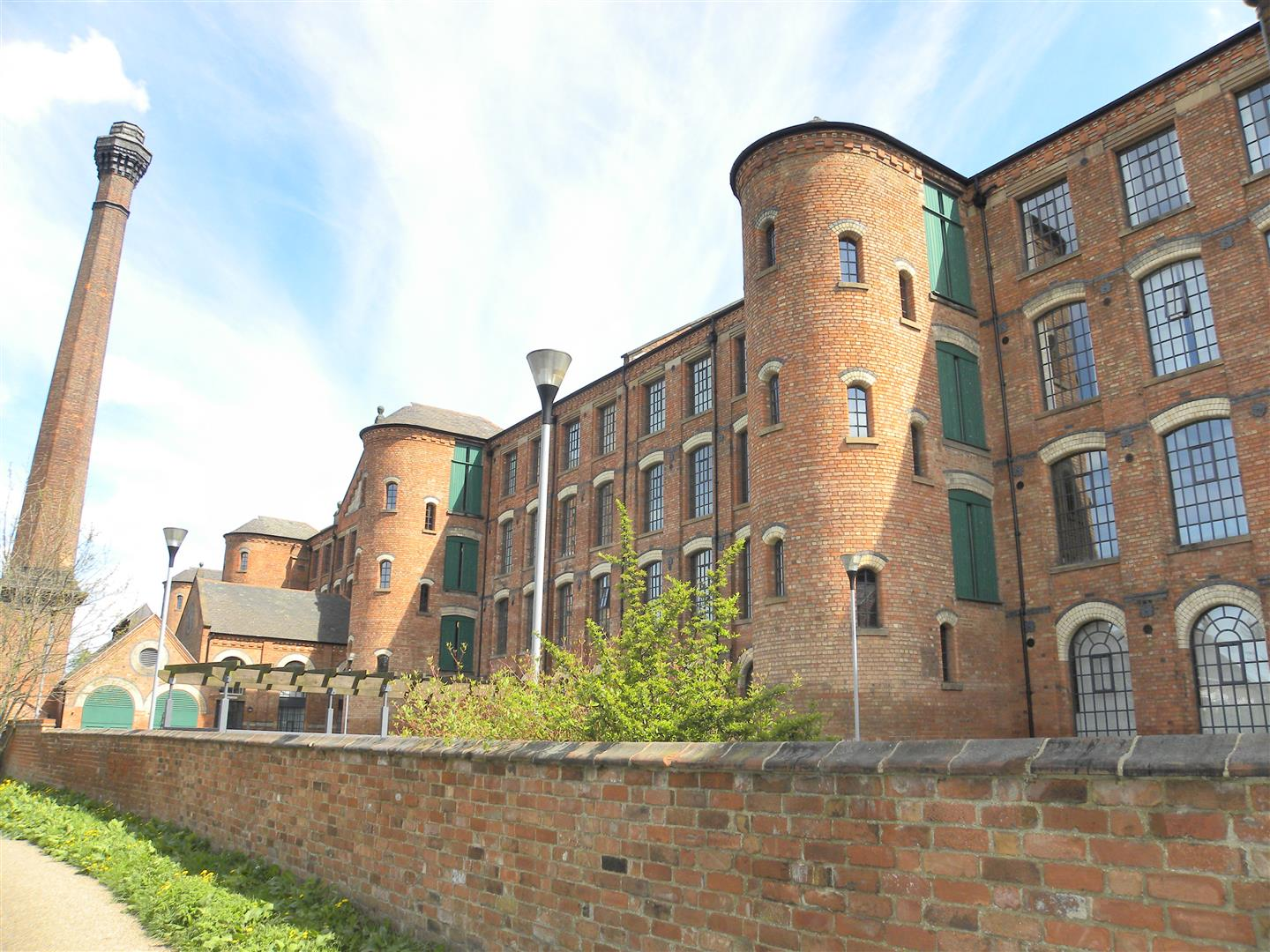 1 Bedroom Apartment Flat for sale in Springfield Mill, Sandiacre, Nottingham